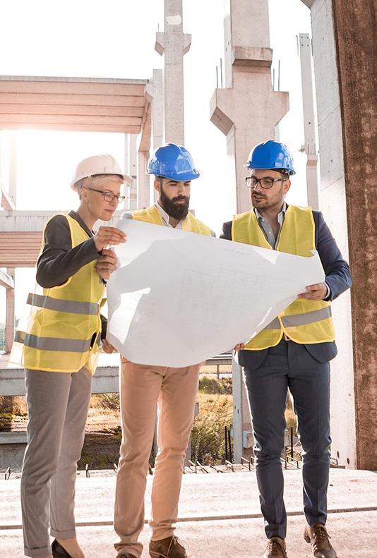 Building control careers