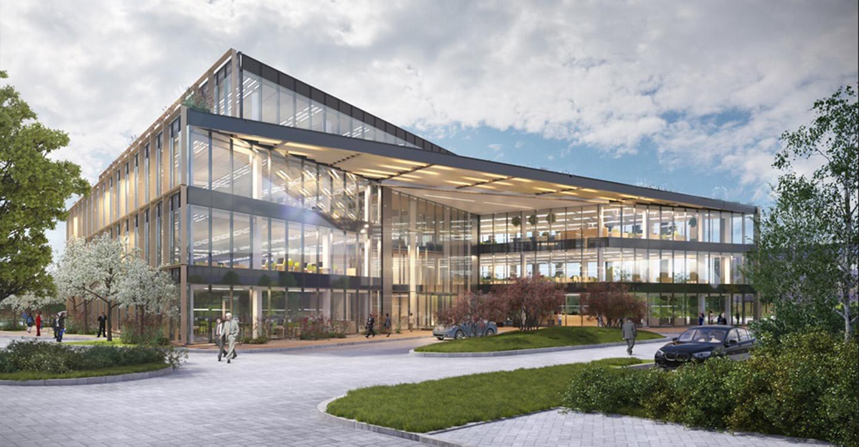 Oxford Science Park Plot 12