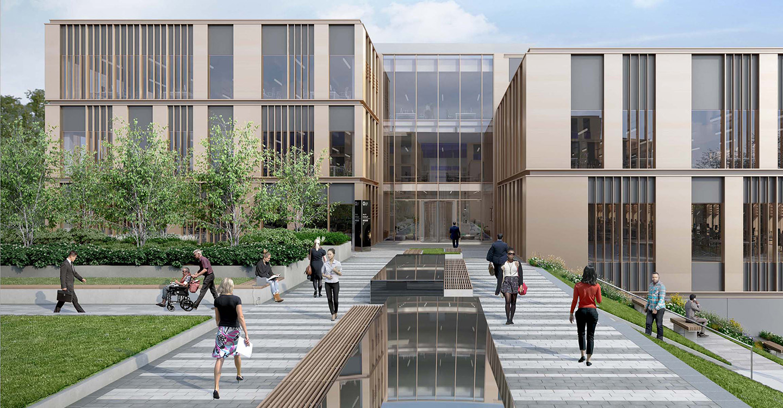 Oxford Science Park Plot 16