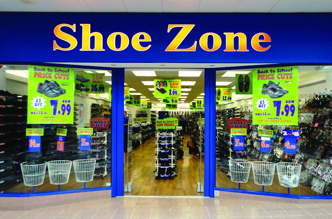 Shoezone case study