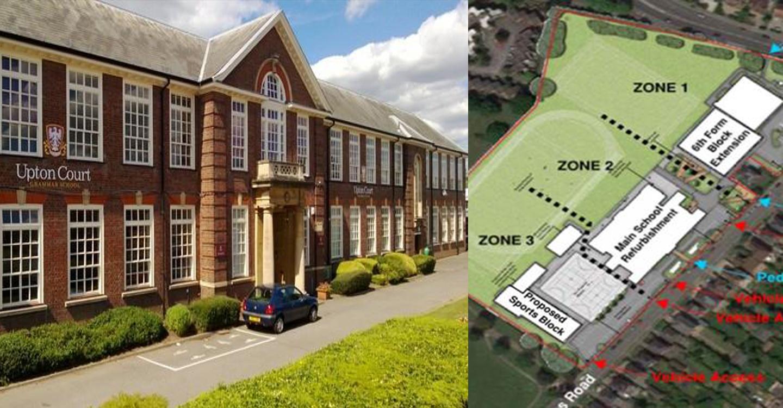 Upton Court Grammar School